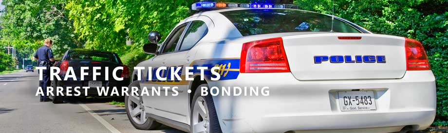 traffic ticket lawyer houston arrest warrants bonding