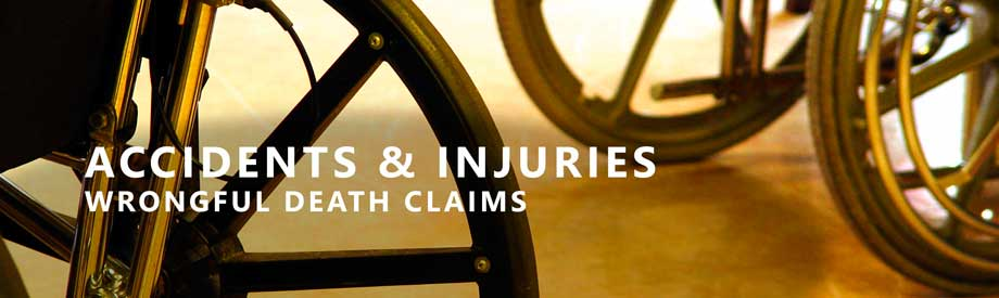 accident injury lawyer houston wrongful death claim attorney texas